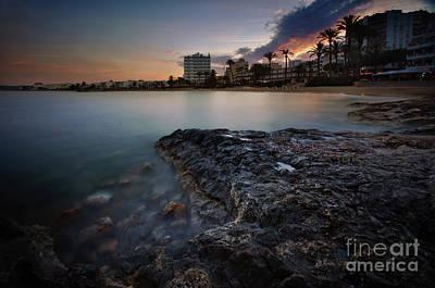 Photograph - Ibiza Summer Mix 1.0 by Yhun Suarez