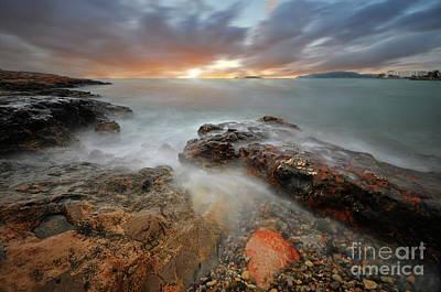 Photograph - Ibiza Summer Mix 2.0 by Yhun Suarez