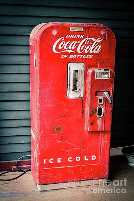 Photograph - Ice Cold Coke Anyone by Kevin Fortier