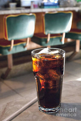 Photograph - Ice Cold Cola by Cindy Garber Iverson