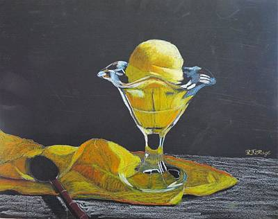 Pastel - Ice Cream by Richard Le Page