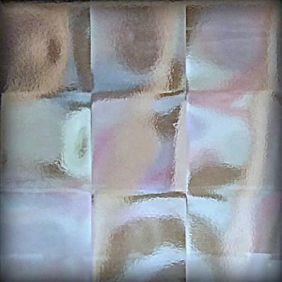 Photograph - Ice Cube Mirage by Suzy Piatt