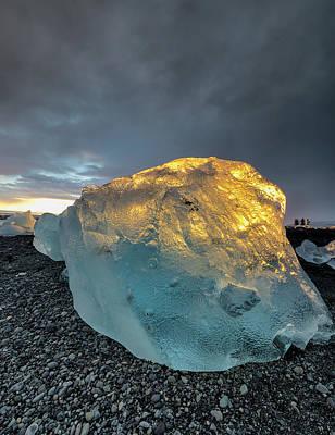 Photograph - Ice Fish by Allen Biedrzycki