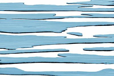 Photograph - Ice Flow by Andrea Kollo