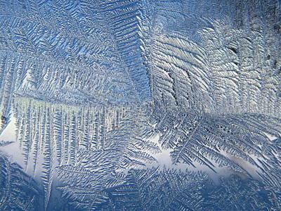 Music Figurative Potraits - Ice Galore by Rhonda Barrett