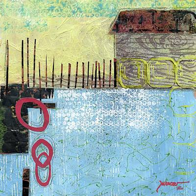 Painting - Ice House by Sue Furrow