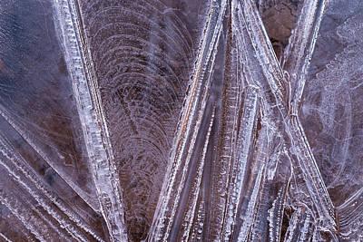 Photograph - Ice Dance by Deborah Hughes