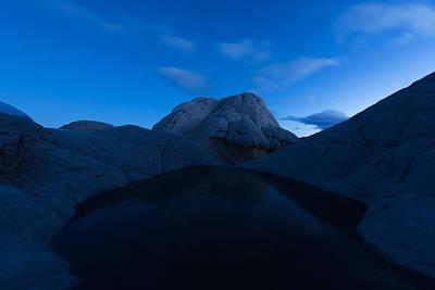 Photograph - Ice Pocket by Dustin LeFevre