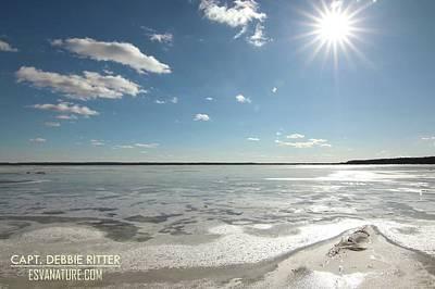 Photograph - Ice Pr 3097 by Captain Debbie Ritter