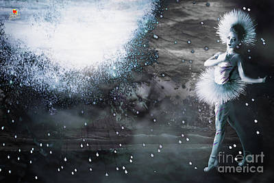 Photograph - Ice Queen by Afrodita Ellerman