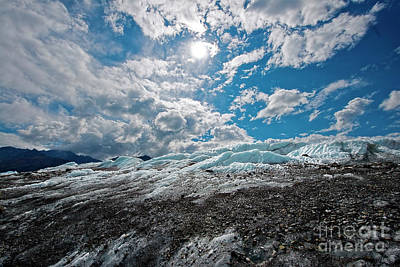 Photograph - Ice To Sky by David Arment