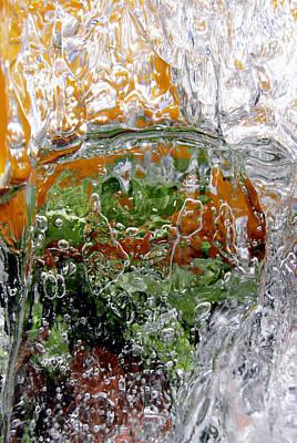 Photograph - Ice Vase by Sami Tiainen