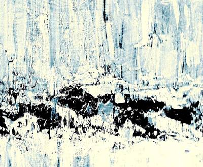 Painting - ICE by VIVA Anderson
