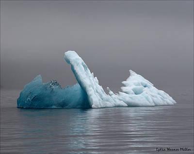 Iceberg 1 Art Print