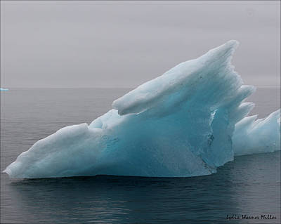 Iceberg 3 Art Print
