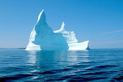 Photograph - Iceberg by Douglas Pike
