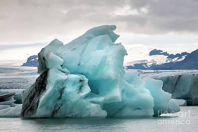 Photograph - Iceberg by Gunnar Orn Arnason