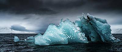 Photograph - Iceberg IIi by James Billings