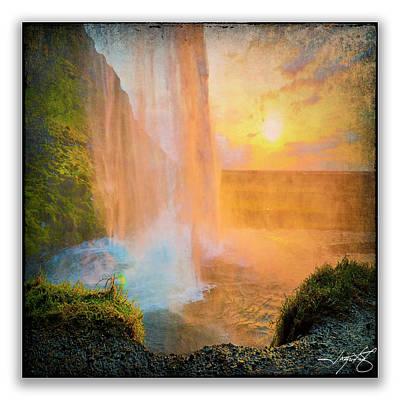 Iceland 15 Art Print by Ingrid Smith-Johnsen