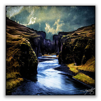 Iceland 25 Art Print by Ingrid Smith-Johnsen
