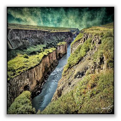Iceland 41 Art Print by Ingrid Smith-Johnsen
