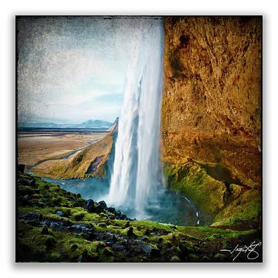 Iceland 6 Art Print by Ingrid Smith-Johnsen