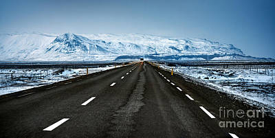 Photograph - Iceland by Anna Om