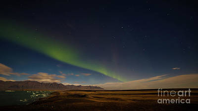 Photograph - Iceland Aurora 1 by Jerry Fornarotto