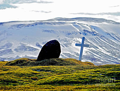 Photograph - Iceland Forever by Michael Cinnamond