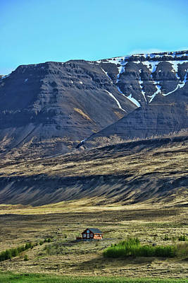 Photograph - Iceland Landscape # 14 by Allen Beatty
