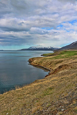 Photograph - Iceland Landscape # 8 by Allen Beatty