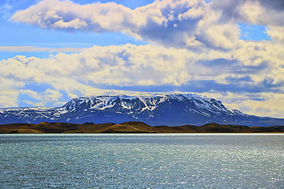 Photograph - Iceland Landscape # 9 by Allen Beatty