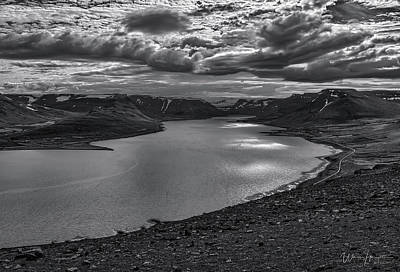 Photograph - Iceland Landscape 16 - 9158,hsw by Wally Hampton