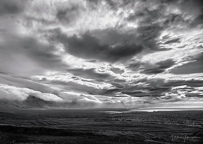 Photograph - Iceland Landscape 20 - 3508,hsw by Wally Hampton