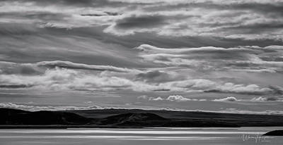Photograph - Iceland Landscape 22 - 3802,hsw by Wally Hampton