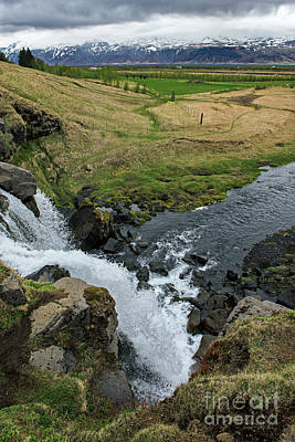 Photograph - Iceland by Nina Stavlund