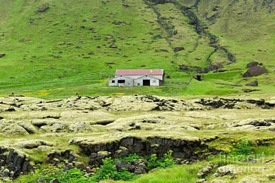 Photograph - Iceland Pastoral I by Stuart Gordon