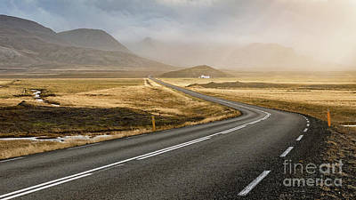 Photograph - Iceland Ring Road 1 by Jerry Fornarotto