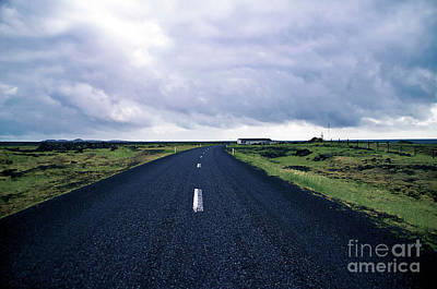 Photograph - Iceland Road One by Craig Thomas