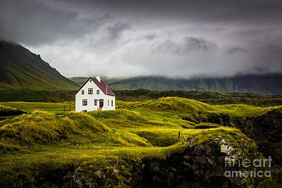 Photograph - Iceland Scene by Patti Schulze