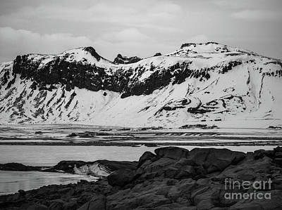 Photograph - Icelandic Idyll Near Vik by Benjamin Wiedmann