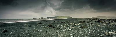 Photograph - Icelandic Storm by Andrew Matwijec