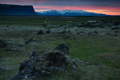 Photograph - Icelandic Sunrise II by Stuart Gordon