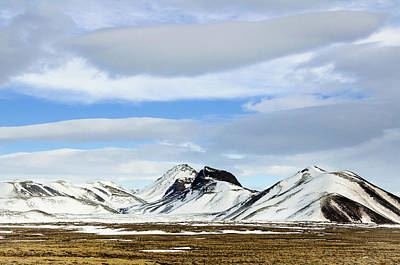 Photograph - Icelandic Wilderness by Geoff Smith