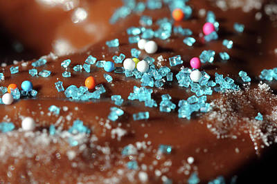 Photograph - Icing And Sprinkles by Angela Murdock