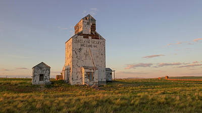 Photograph - Icon Of Agricultural Heritage by Jack Bell