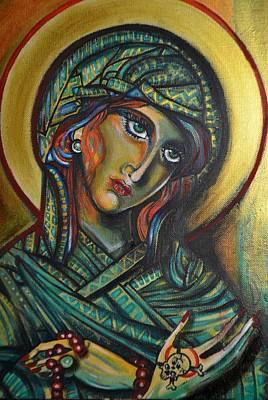 Painting - Icona by Sandro Ramani