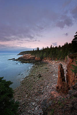 Acrylic Photograph - Iconic Acadia by Juergen Roth