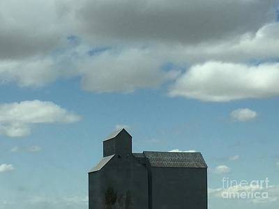 Photograph - Iconic Barn by LeLa Becker