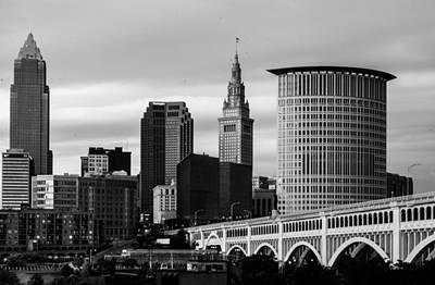 Iconic Cleveland Art Print